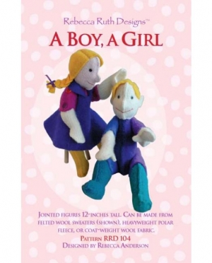 RRD - A boy, a girl
