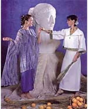 Schnittmuster Greek Island Dress