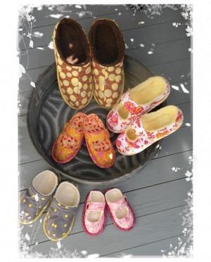 Happy Feet Hausschuhe