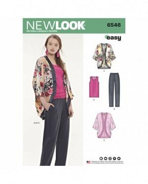 New Look 6546