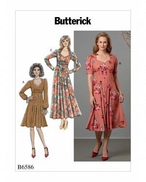Butterick 6586