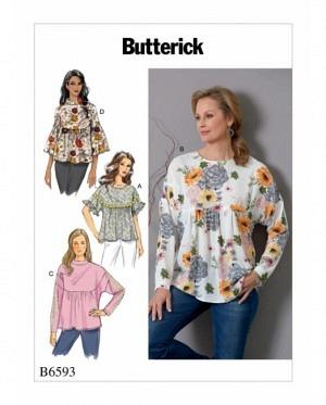 Butterick 6593