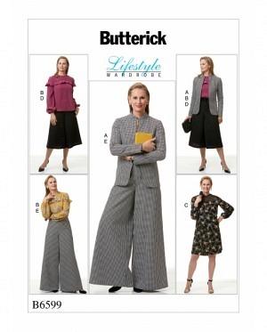 Butterick 6599
