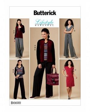 Butterick 6600