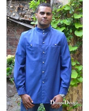 DongoDesign Herrenhemd Virgil