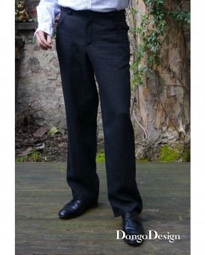 DongoDesign Herren 4 Pocket Jeans