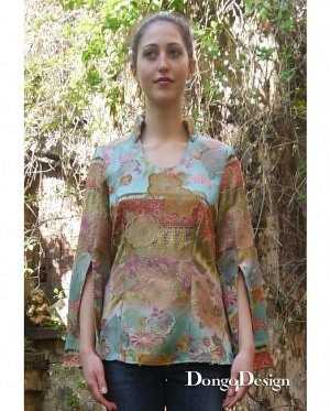 DongoDesign Bluse Alicia