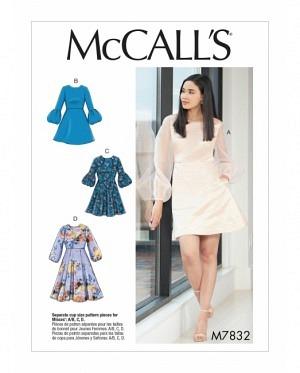 McCalls 7832