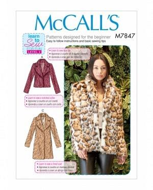 McCalls 7847