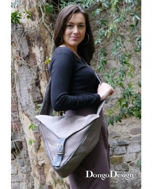 DongoDesign Tasche Triangolo