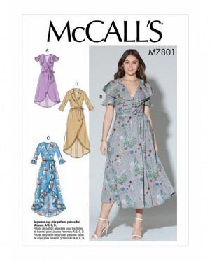 McCalls 7801
