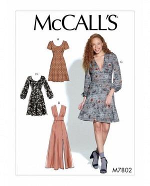 McCalls 7802