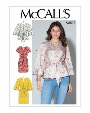 McCalls 7803