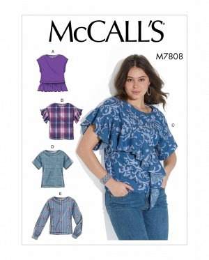 McCalls 7808