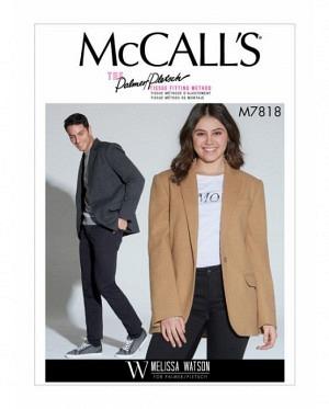 McCalls 7818