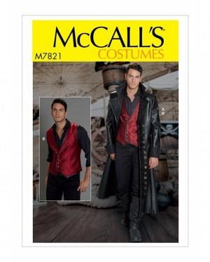 McCalls 7821