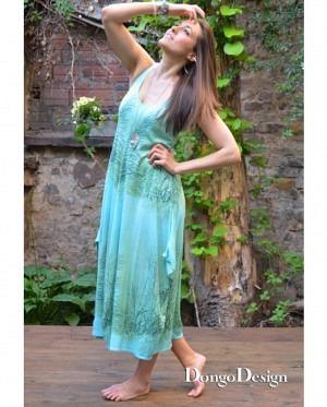 DongoDesign Kleid Desirée ohne Ärmel
