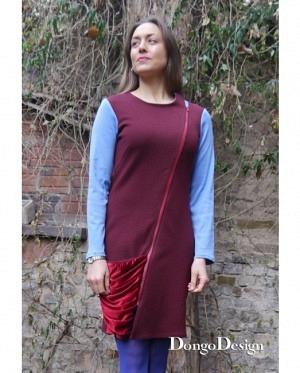 DongoDesign Jerseykleid Sabine