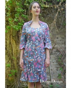 DongoDesign Kleid Bella