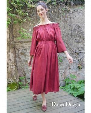 DongoDesign Sommerkleid Annika