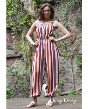 DongoDesign Jumpsuit Overall Rebekka