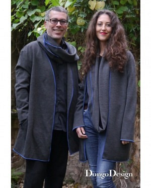 DongoDesign Loop Jacken Johanna und Johannes