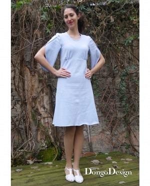 DongoDesign Jersey Kleid Angela