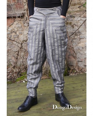 DongoDesign Baggy Pants Christian