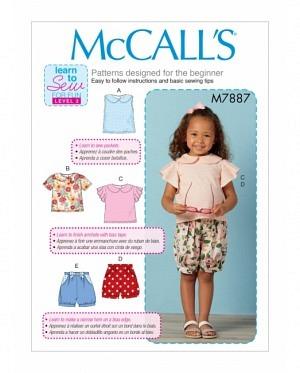 McCalls 7887