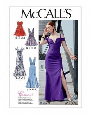 McCalls 7896