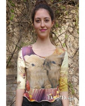 DongoDesign Jersey Shirt Dora