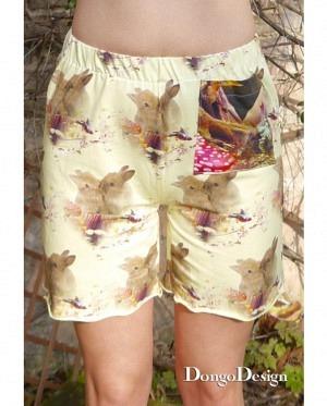DongoDesign Jersey Shorts Verena