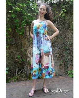 DongoDesign Kleid Nolde