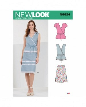 New Look 6624