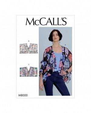 McCalls 8000