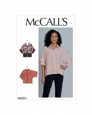 McCalls 8001