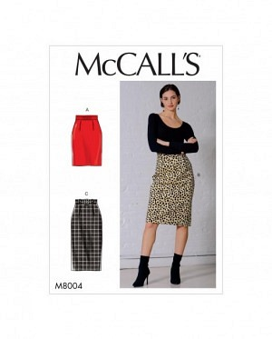 McCalls 8004