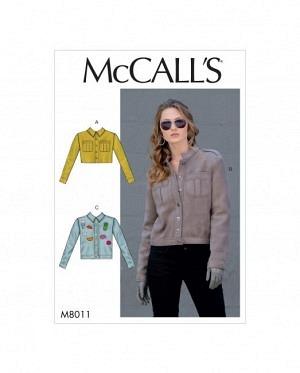 McCalls 8011