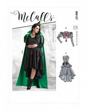 McCalls 8127