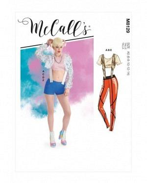 McCalls 8129