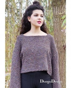 DongoDesign Pullover Sarah