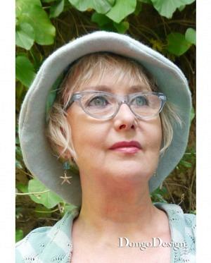 DongoDesign Damen Hut Luisa
