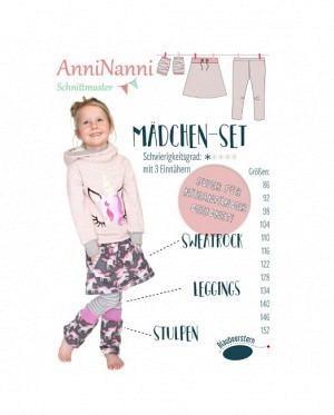 AnniNanni Mädchen Set