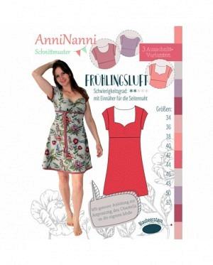 AnniNanni Frühlingsluft Kleid Damen