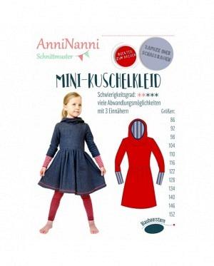 AnniNanni Mini Kuschelkleid Mädchen