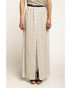 Named Lauha Vent Skirt
