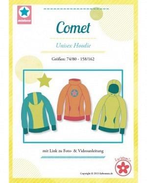 Farbenmix 0026 Kinder Hoodie Comet