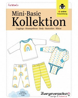Farbenmix 0040 Mini Basic Kollektion