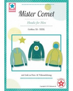 Farbenmix 0051 Mister Comet Hoodie Männer