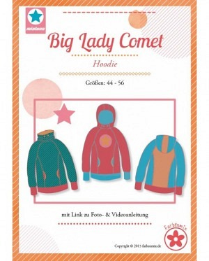 Farbenmix 0053 Big Lady Comet